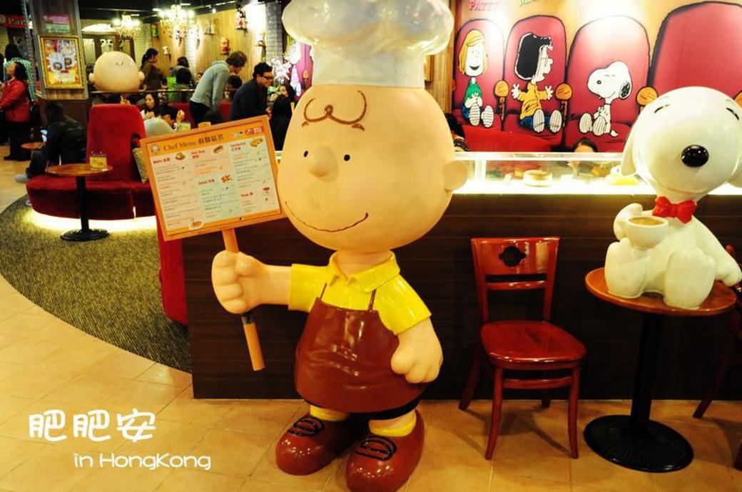 跟着TVB两度游香港