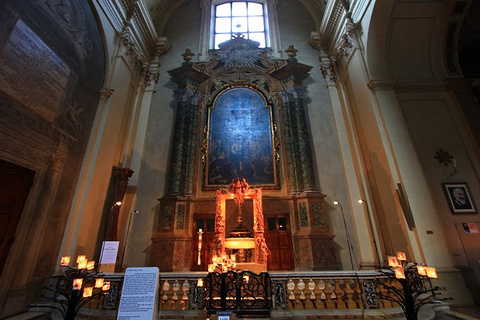 圣皮耶罗堡教堂旅游景点攻略图