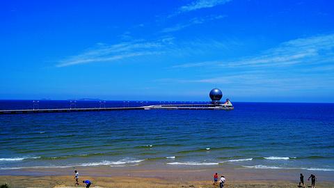金沙滩旅游度假区旅游景点攻略图