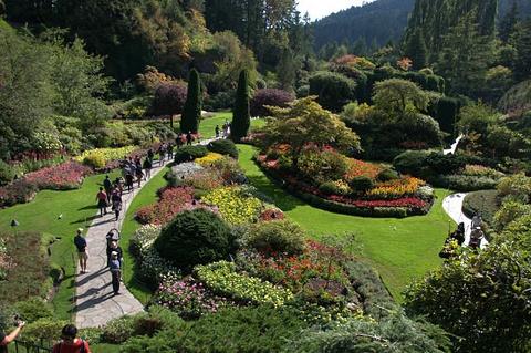 宝翠花园旅游景点攻略图