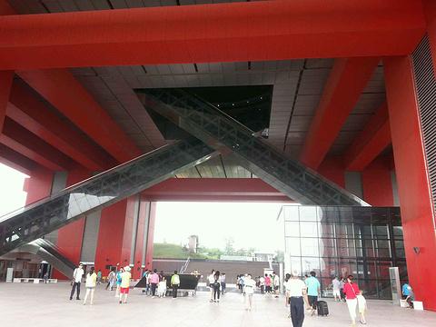 中华艺术宫旅游景点攻略图