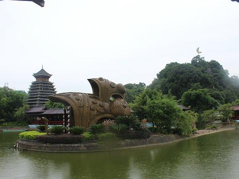 刘三姐大观园旅游景点图片