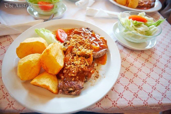 午饭+旅馆图片