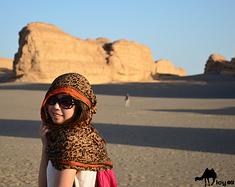 彩色大地+惊艳大漠+神秘天葬+原始藏区