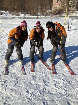 玉泉国际狩猎滑雪场旅游景点攻略图