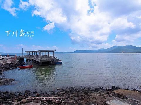 下川岛王府洲旅游度假区旅游景点图片