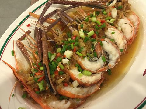 建兴酒家Somboon Seafood(SAMYAN店)旅游景点攻略图