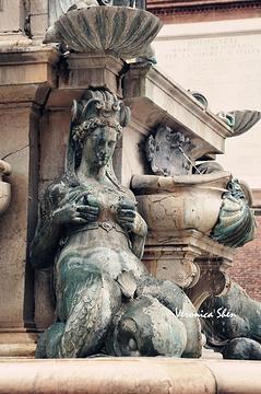 海神喷泉旅游景点攻略图