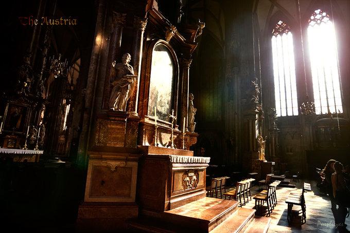 斯蒂芬大教堂图片