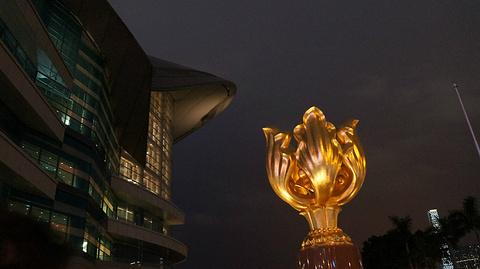 金紫荆广场旅游景点攻略图