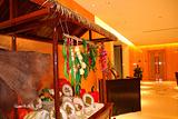 蜈支洲岛珊瑚酒店临海阁中餐厅