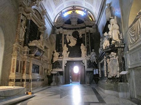 圣雷多圣母堂旅游景点攻略图
