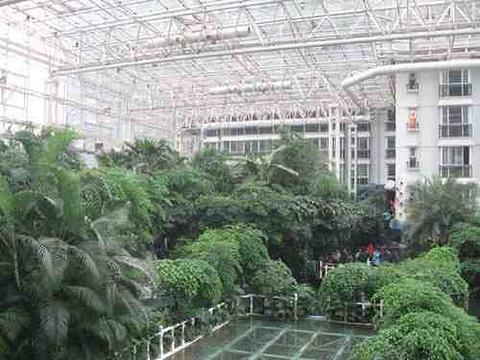 联邦空中花园旅游景点攻略图