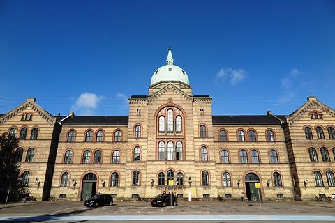哥本哈根大学植物园旅游景点攻略图