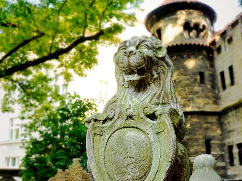 旧犹太墓园旅游景点图片