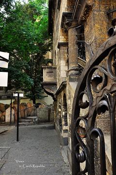 旧犹太墓园旅游景点攻略图
