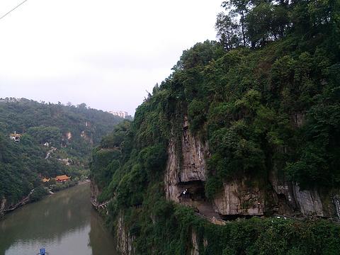 长江三峡旅游景点攻略图