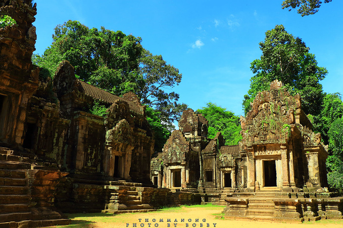 托玛农神庙图片