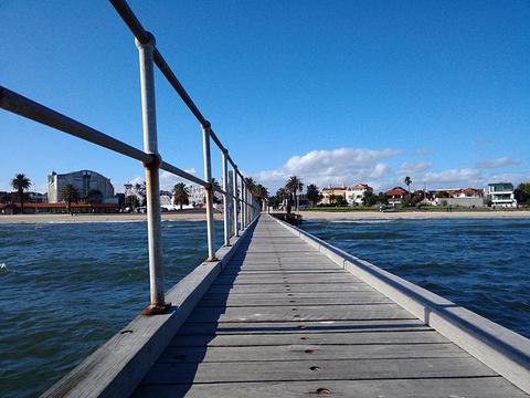 圣基尔达海滩旅游景点图片