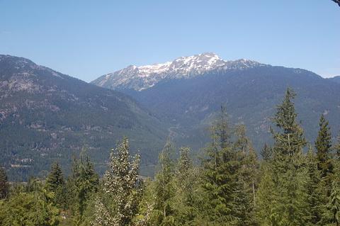 惠斯勒山旅游景点攻略图