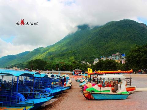 澄江禄充景区旅游景点图片
