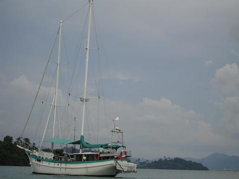 巡航游艇旅游景点攻略图