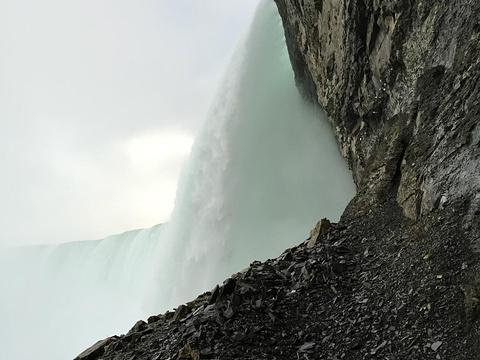 瀑布背后之旅旅游景点图片