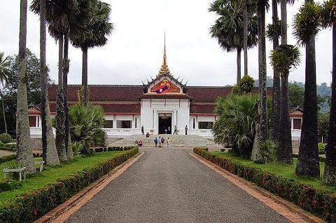 老挝国家博物馆旅游景点攻略图