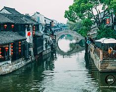 【水乡情】你在西塘,我在乌镇