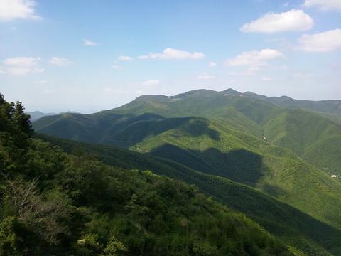莫干山旅游景点攻略图