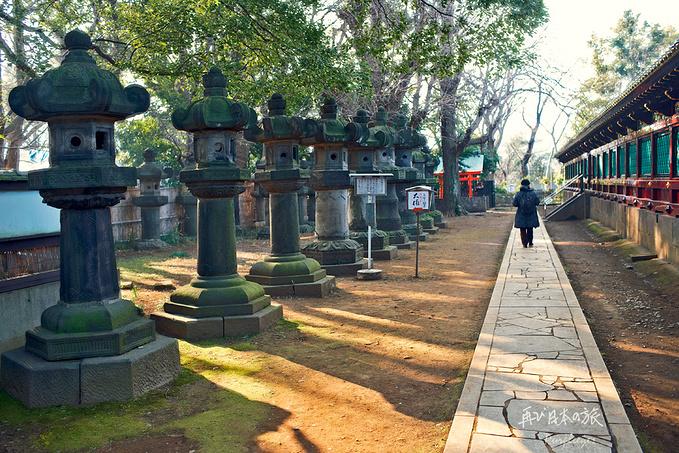 上野东照宫图片