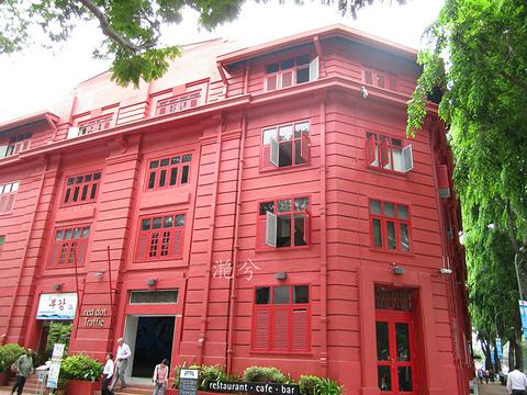 红点设计博物馆旅游景点攻略图