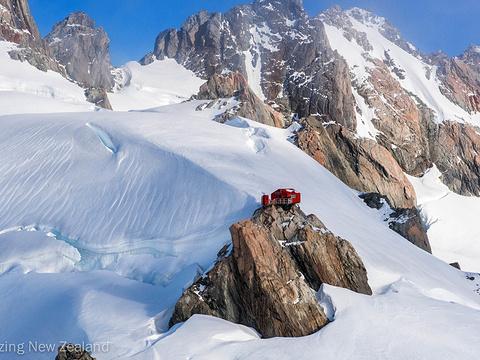 福克斯冰河旅游景点图片