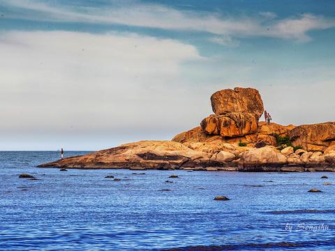 钟屿石岬角旅游景点图片
