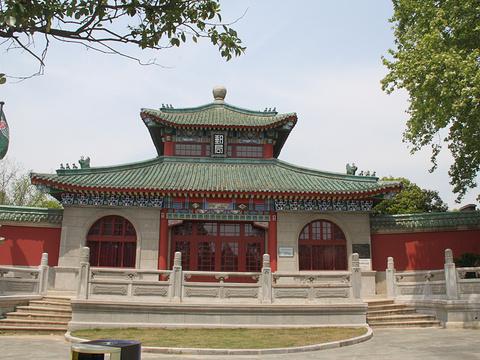 民国邮政博物馆旅游景点图片