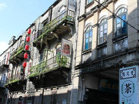 欧陆风情街旅游景点图片