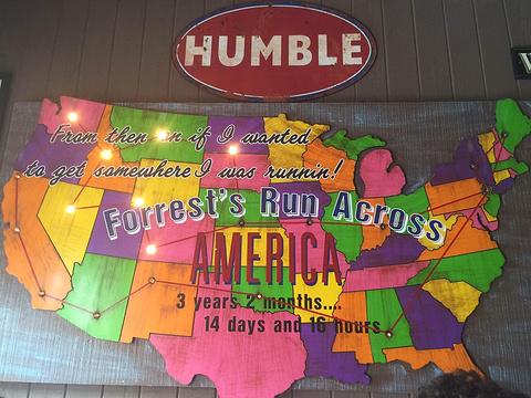 Bubba Gump旅游景点攻略图