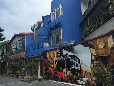 花莲铁道文化园区旅游景点攻略图