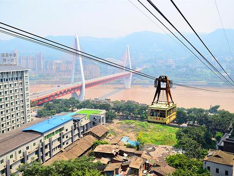 长江索道旅游景点图片