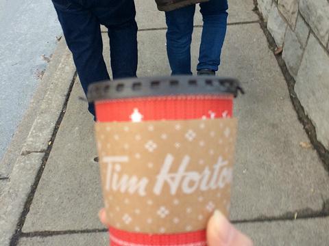 Tim Hortons 咖啡旅游景点图片