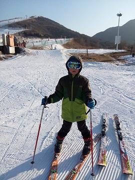 渔阳滑雪场旅游景点攻略图