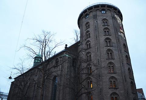 圆塔的图片