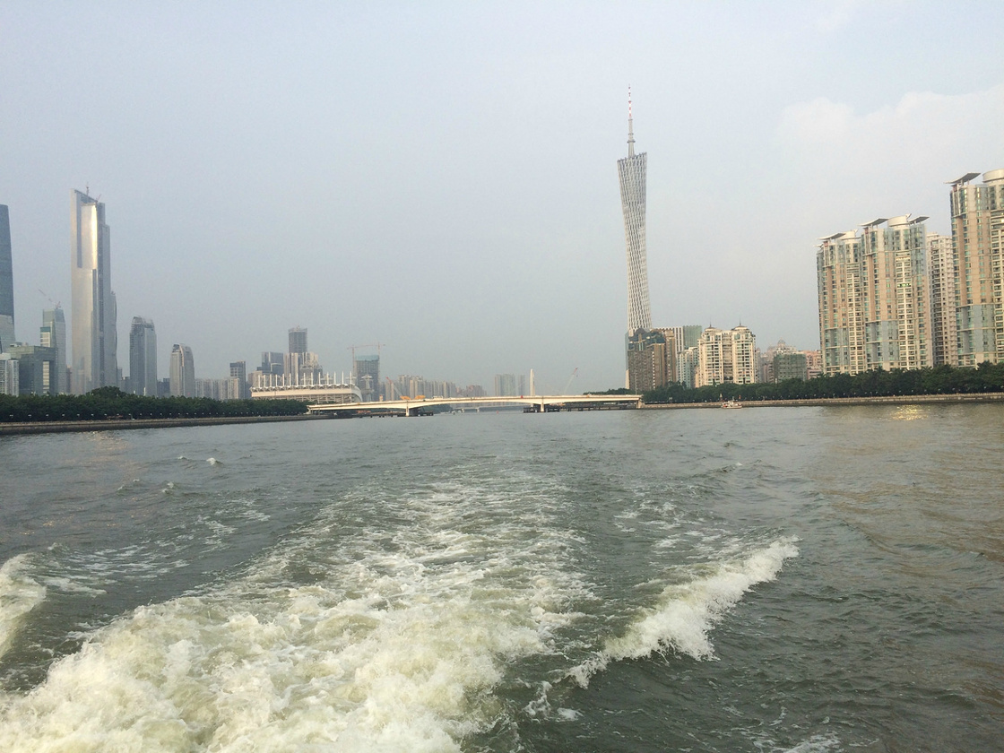 吃喝玩乐in 羊城广州。