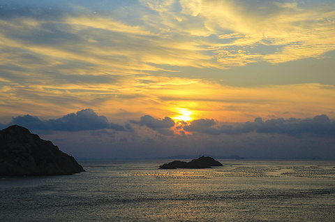 舟山旅游景点图片