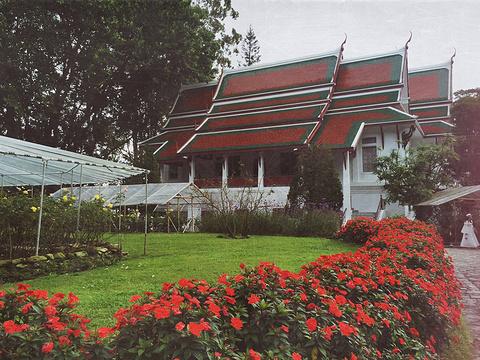 蒲屏皇宫旅游景点攻略图