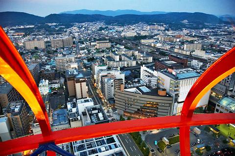 京都塔旅游景点攻略图
