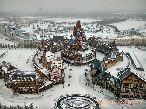 郑州方特梦幻王国旅游景点图片