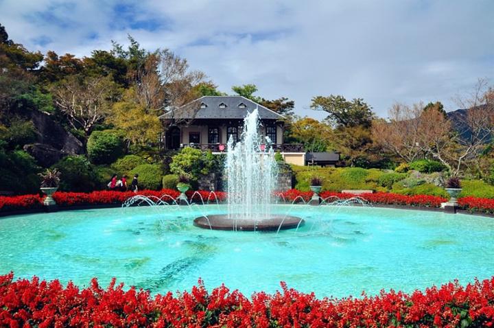 """""""强罗公园内,绝对的新海诚的感觉_强罗公园""""的评论图片"""
