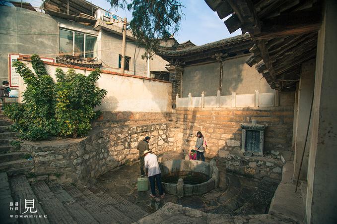 建水古城图片