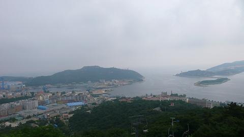 旅顺军港旅游景点攻略图